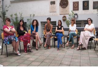 Drámafordító workshop, Nagyvárad, 2013. július